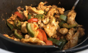 Air Fryer Chicken Fajitas Ninja Foodi Recipe – Air Fryer ..