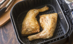 Air Fryer Chicken Leg Quarters – Chicken Leg Quarter Recipes