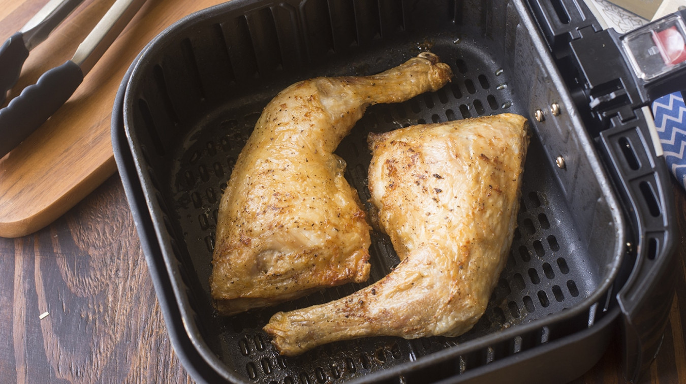 Air Fryer Chicken Leg Quarters - chicken leg quarter recipes
