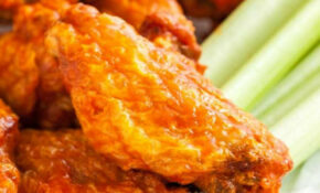 Air Fryer Chicken Wings Extra Crispy! | Plated Cravings – Chicken Recipes Air Fryer