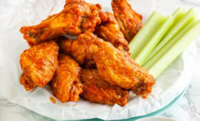 Air Fryer Chicken Wings Extra Crispy! | Plated Cravings – Chicken Recipes Air Fryer Oven