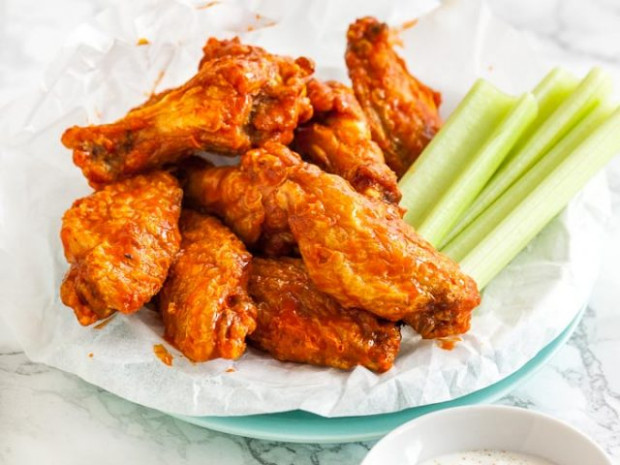Air Fryer Chicken Wings Extra Crispy! | Plated Cravings - Chicken Recipes Air Fryer Oven