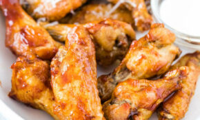 Air Fryer Chicken Wings Extra Crispy! | Plated Cravings – Power Airfryer Xl Recipes Chicken Wings