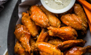 Air Fryer Chicken Wings – Recipes Air Fryer Dinner