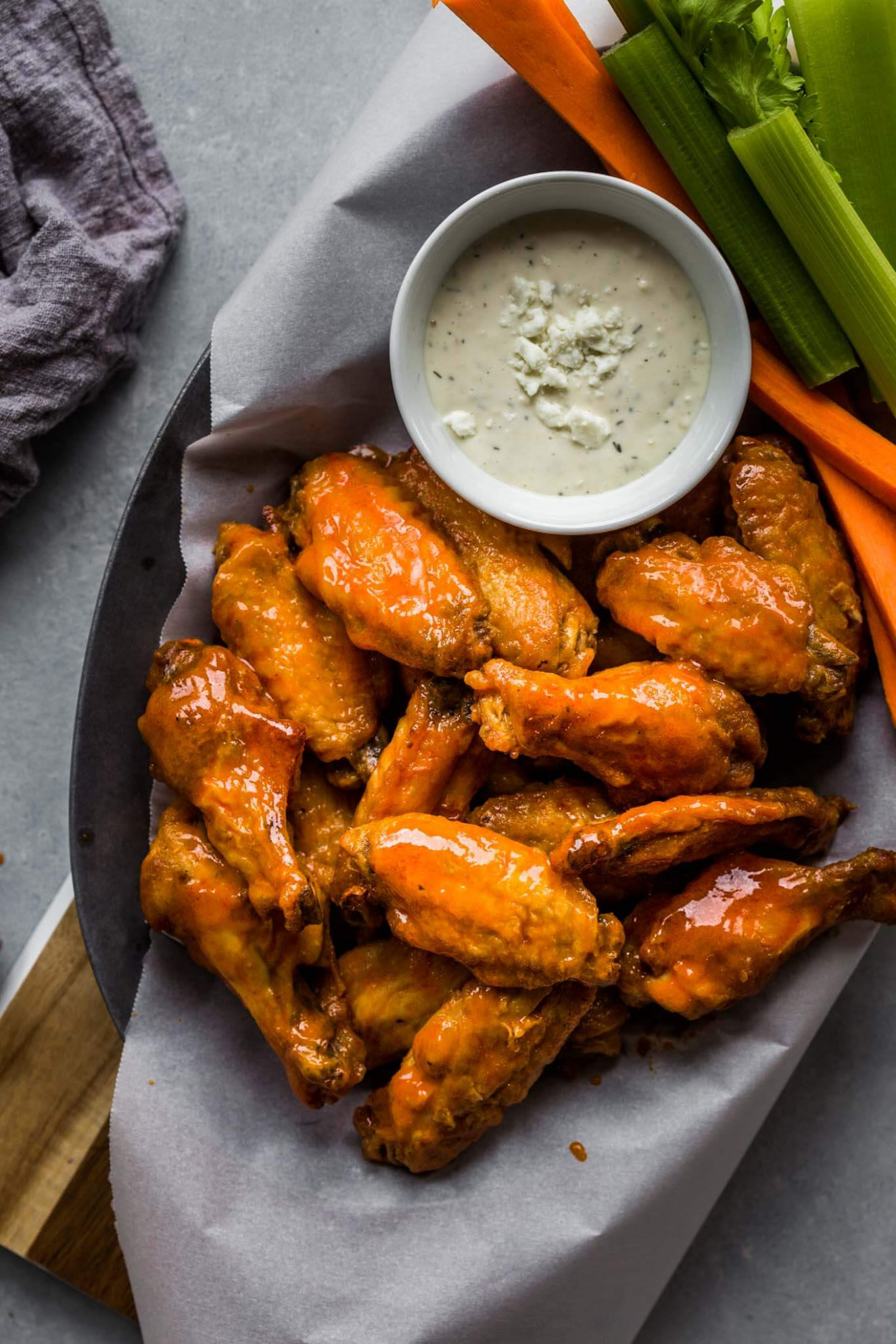 Air Fryer Chicken Wings - recipes air fryer dinner