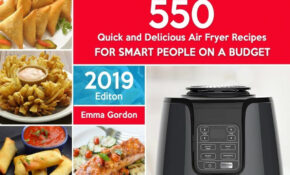 Air Fryer Cookbook For Beginners: 14 Quick And Delicious ..
