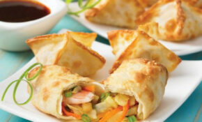 Air Fryer Egg Rolls From 175 Best Air Fryer Recipes By ..