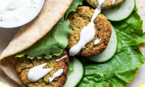 Air Fryer Falafel Recipe – Recipes Air Fryer Healthy