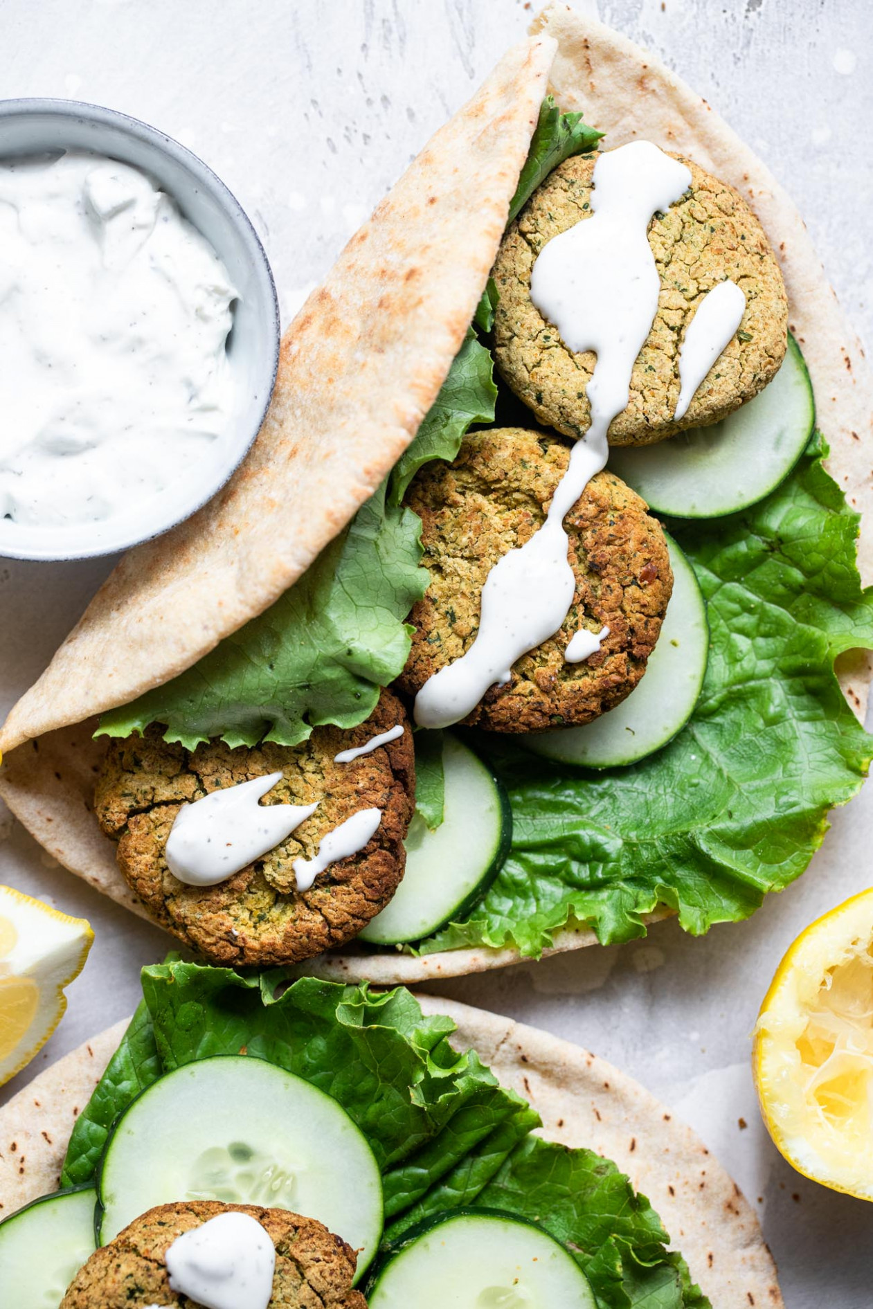 Air Fryer Falafel Recipe - recipes air fryer healthy