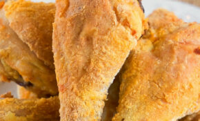 Air Fryer Fried Chicken Recipe · The Typical Mom – Ninja Foodi Recipes Chicken Breast