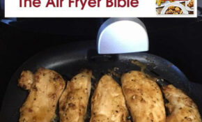 Air Fryer Grilled Chicken Recipe – From The Air Fryer Bible ..