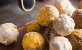 Air Fryer Pumpkin Spice Donut Holes – Recipes Air Fryer Healthy