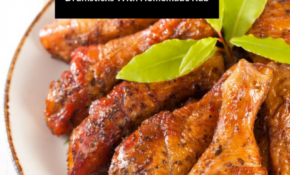 Air Fryer Tasty Chicken Drumsticks With Homemade Rub – Recipes Air Fryer Chicken