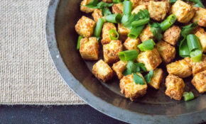 Air Fryer Tofu - with a touch of smoked paprika ...
