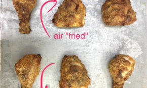 Air Fryer vs. Oven: Which Yields a Crispier Faux Fry ...