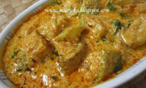 Al Yakhni – A Curd Based Bottlegourd Curry From The State ..
