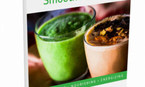 AlgaeCal Bone Healthy Smoothies Recipe EBook – Healthy Recipes Ebook