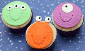 Alien Cupcakes – Goodtoknow – Chicken Recipes One Pot