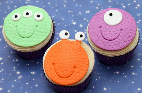 Alien cupcakes - goodtoknow - chicken recipes one pot