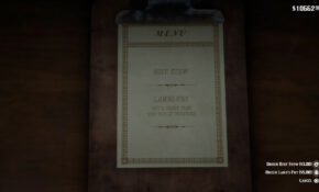 All Menus & Food In Red Dead Redemption 15 – Album On Imgur – Food Recipes Rdr2