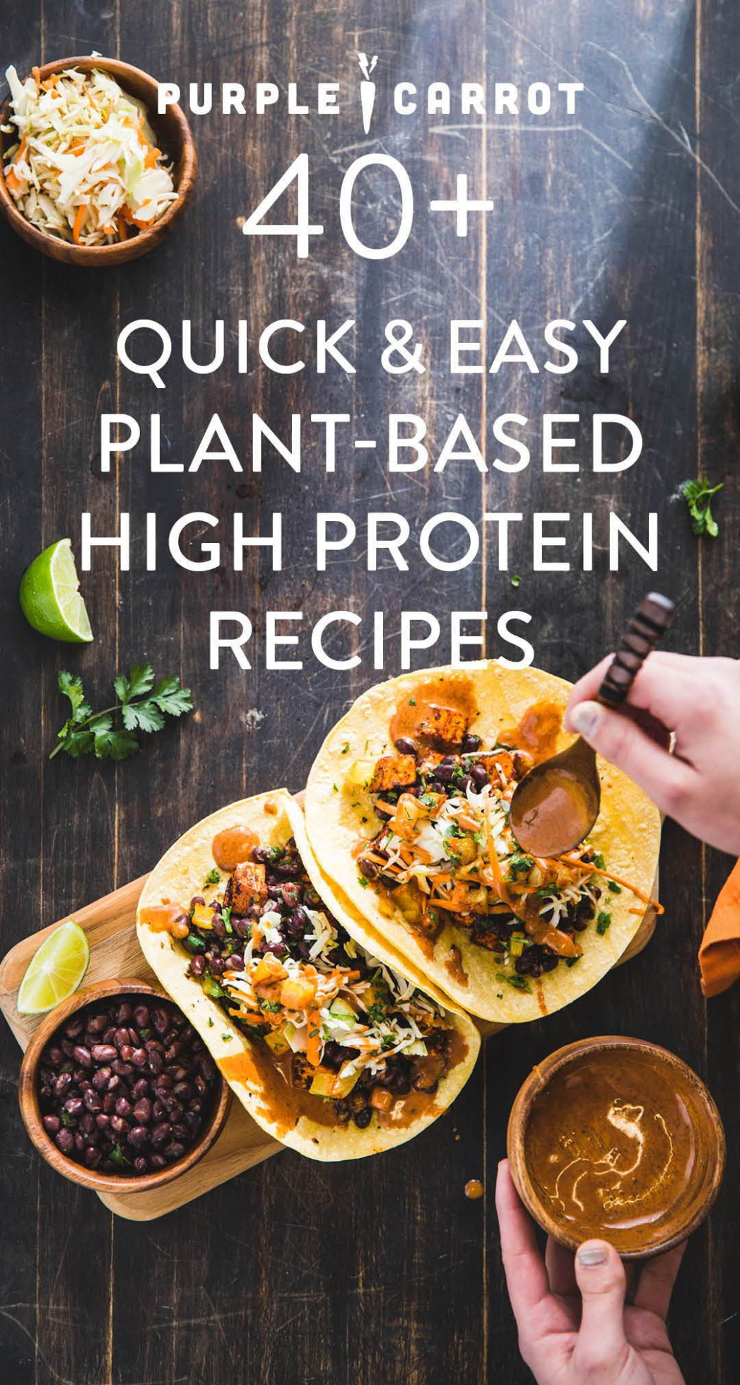 All of our favorite healthy, quick, and easy high protein ..