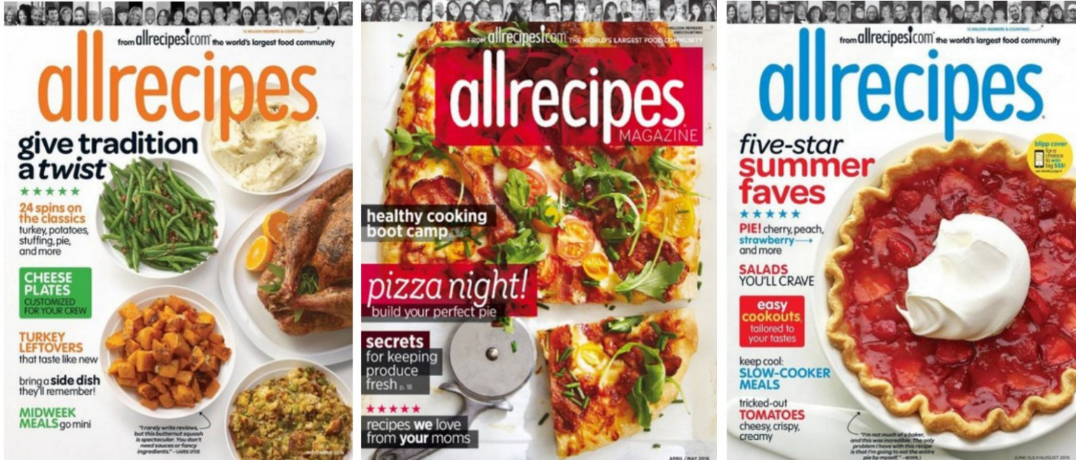 All Recipes Magazine : Chritmas Dinner Ideas - All Recipes Dinner