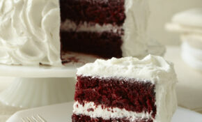 Allergen Free Red Velvet Cake | Cybele Pascal – Food Recipes Using Xanthan Gum