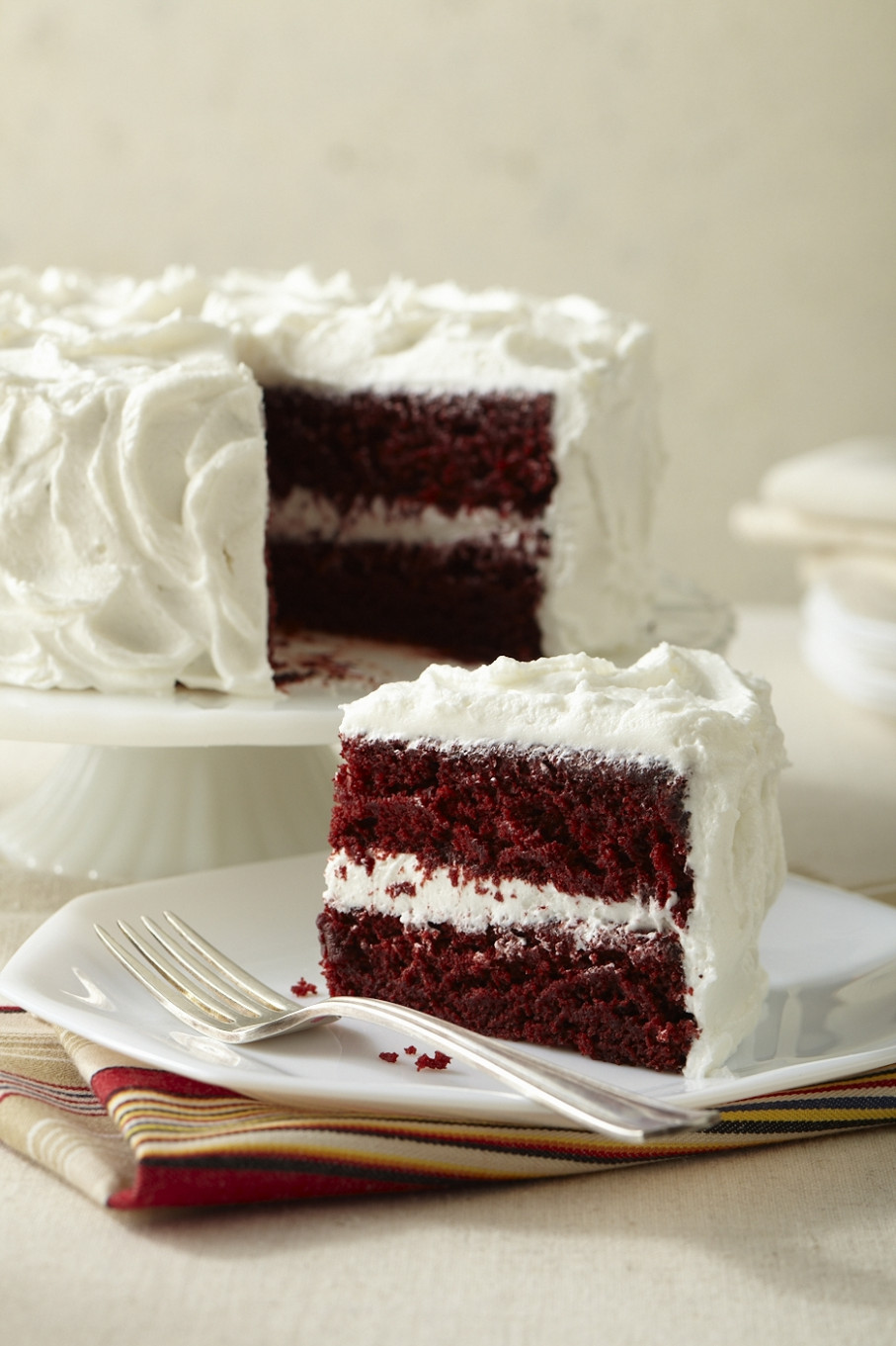 Allergen-free Red Velvet Cake | Cybele Pascal - food recipes using xanthan gum