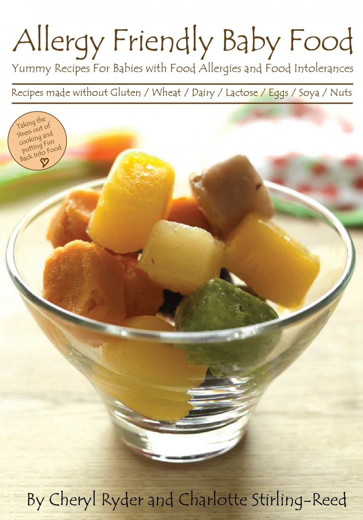 Allergy Friendly Baby Food Recipes | All Things Food Allergy ..