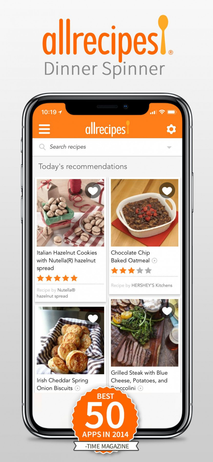 Allrecipes Dinner Spinner #Drink#amp#ios#Lifestyle | good ..