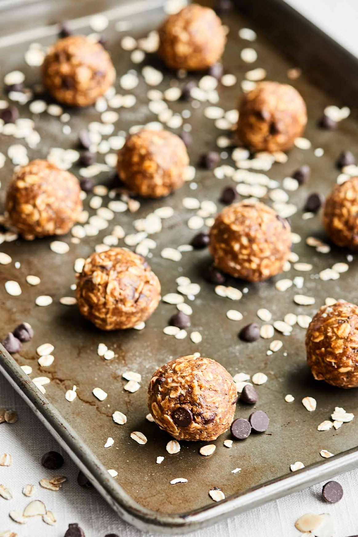 Almond Butter Energy Bites Recipe - recipes snacks healthy