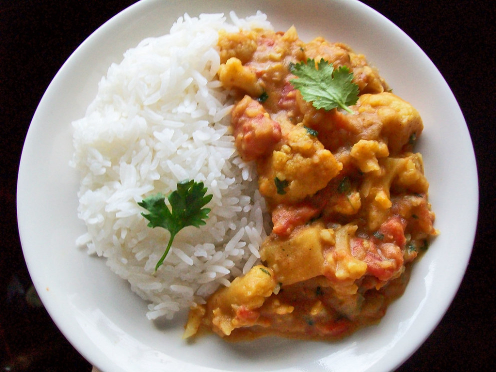 Aloo Gobi - indian food recipes vegetarian