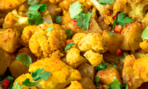 Aloo Gobi – Quick Indian Food Recipes