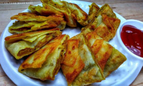 Aloo Wrap Recipe In Hindi By Indian Food Made Easy   Recipes ..