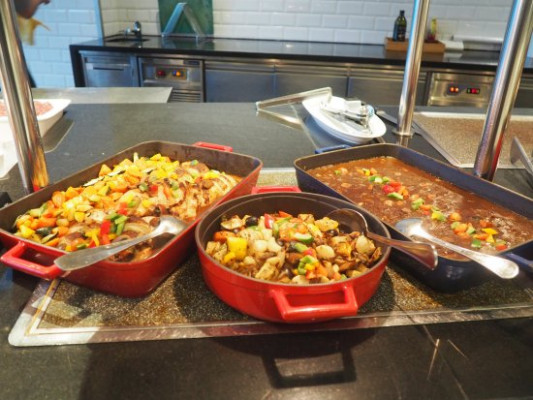 Amazing Buffet Dinner at Latest Recipe - Picture of Latest ..