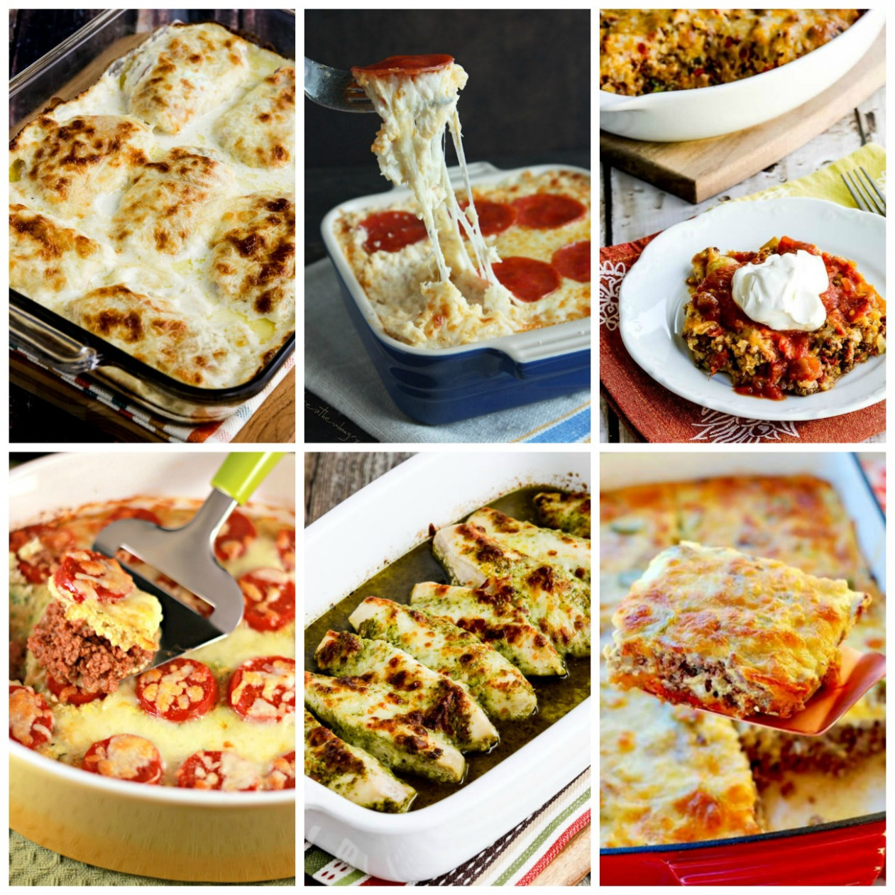 Amazing Low-Carb and Keto Dinners Your Family Will Eat ..