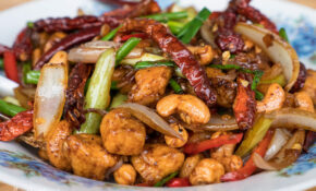 Amazing Thai Cashew Chicken Recipe – Authentic And Easy To Make! – Food Recipes Chicken