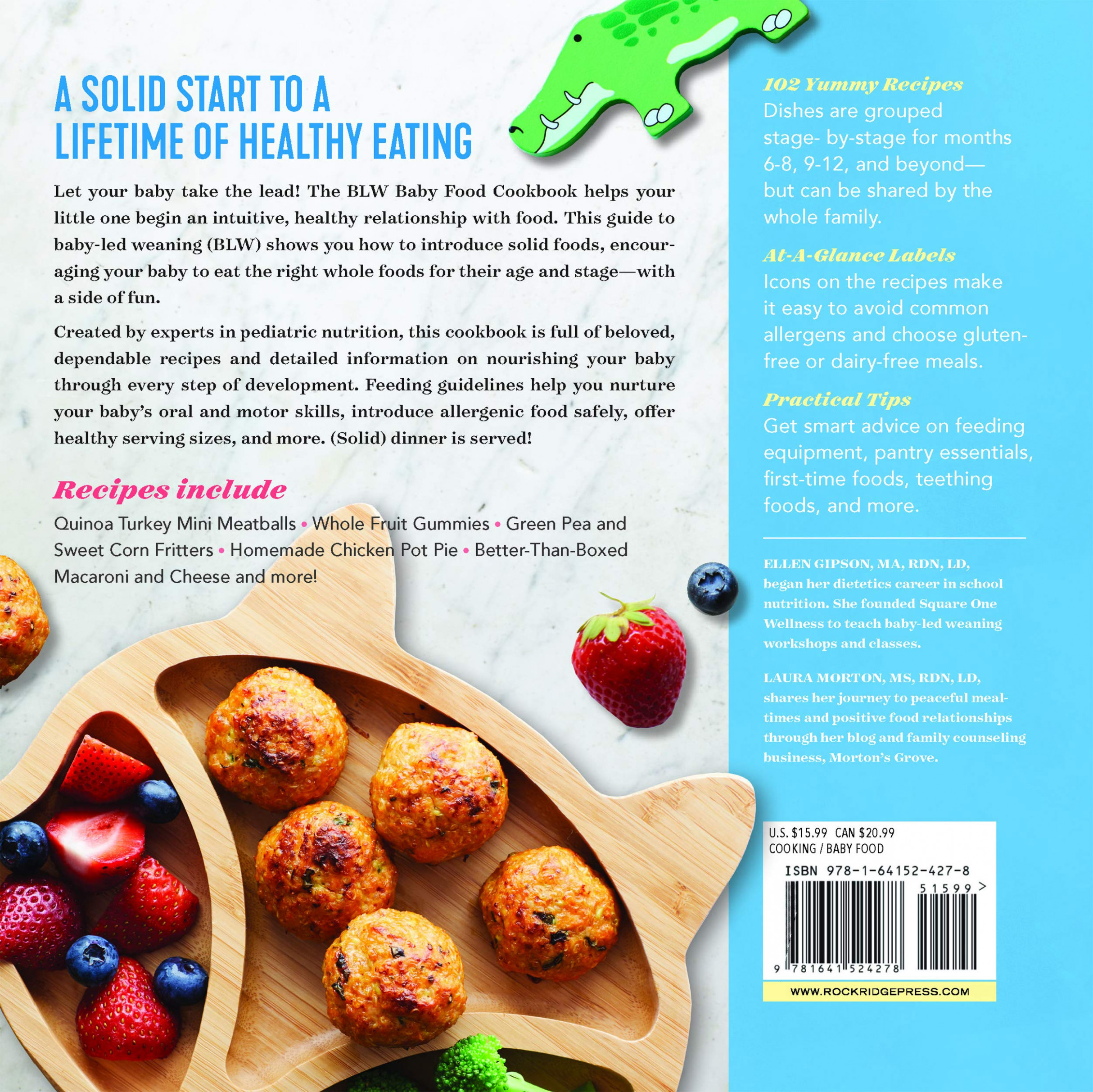 Amazon.com: BLW Baby Food Cookbook: A Stage-by-Stage ..