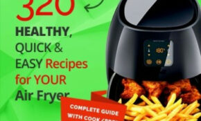 Amazon.com: Power Air Fryer XL (3.4 QT Deluxe, Red ..