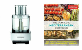 Amazon.com: The Complete Mediterranean Cookbook: 13 Vibrant ..