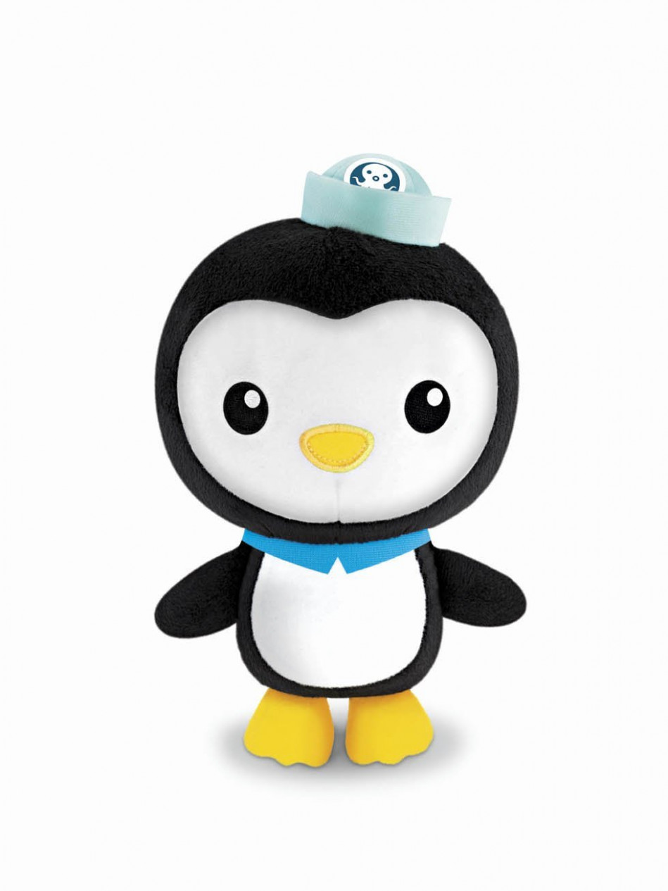 Amazon: Fisher-Price Octonauts Peso Plush Only $6.59 (Reg ..