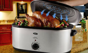 Amazon: Oster 22 Quart Roaster Oven For $38.13 (Lowest ..