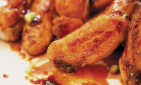 American Style Chicken Wings – Chicken Recipes American