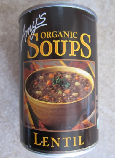 Amy's Organic Lentil Soup – Melanie Cooks - recipes lentil soup vegetarian