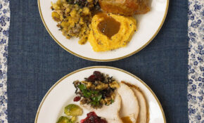An Easy Thanksgiving Turkey Dinner Menu That's Mostly Make ..