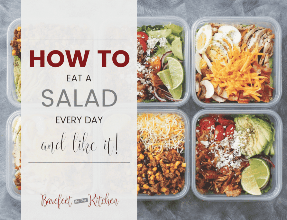 An eBook for How To Eat A Salad Every Day ...