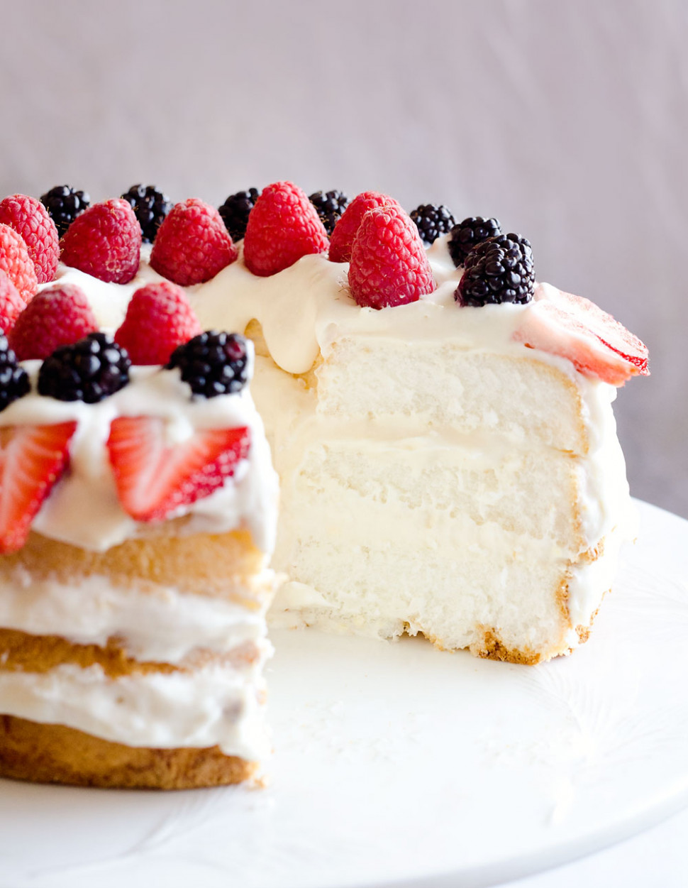 angel food cake cool whip recipe - recipes with angel food cake