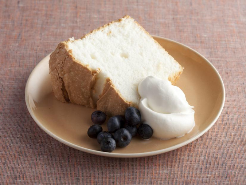 Angel Food Cake Recipe | Alton Brown | Food Network - recipes with angel food cake