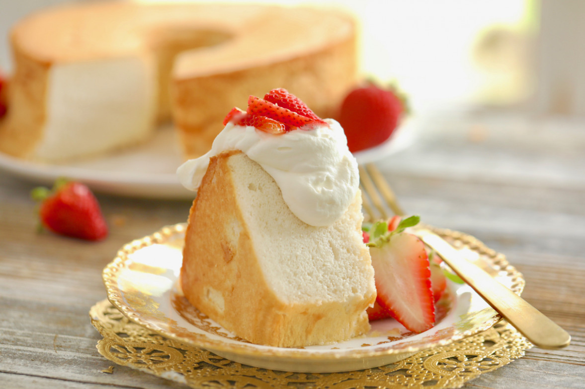 Angel Food Cake Recipe - recipes angel food cake
