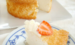Angel Food Cake With Cream & Strawberries – Recipes With Angel Food Cake